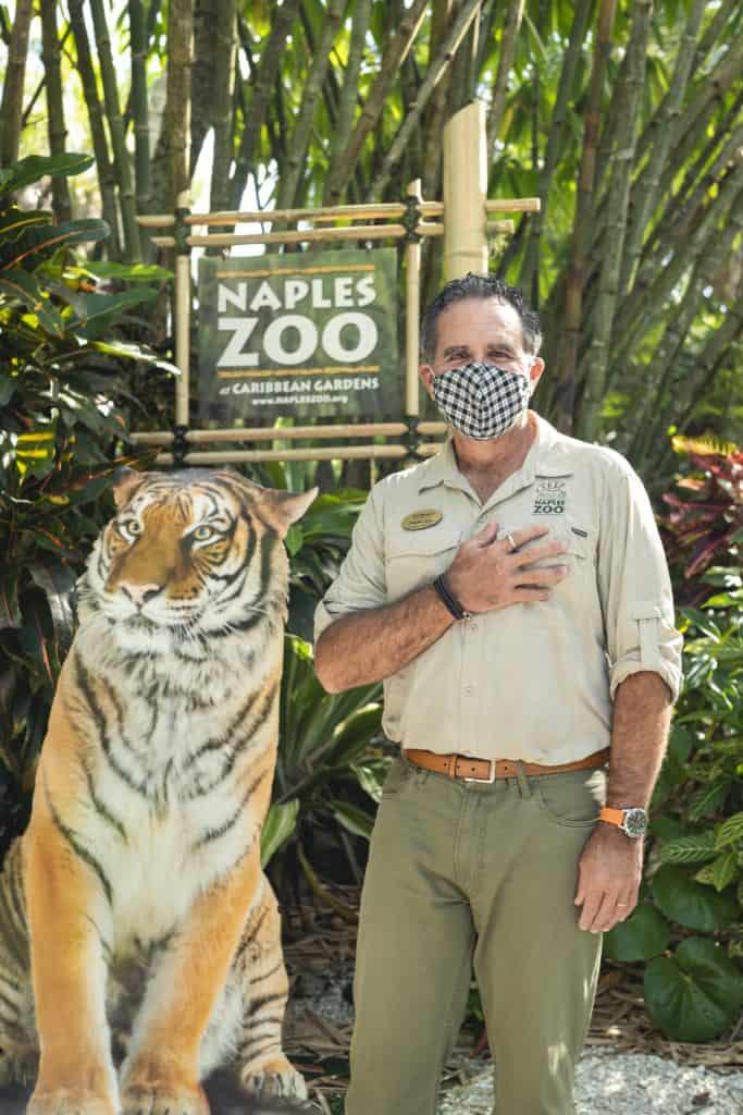 Naples Zoo.